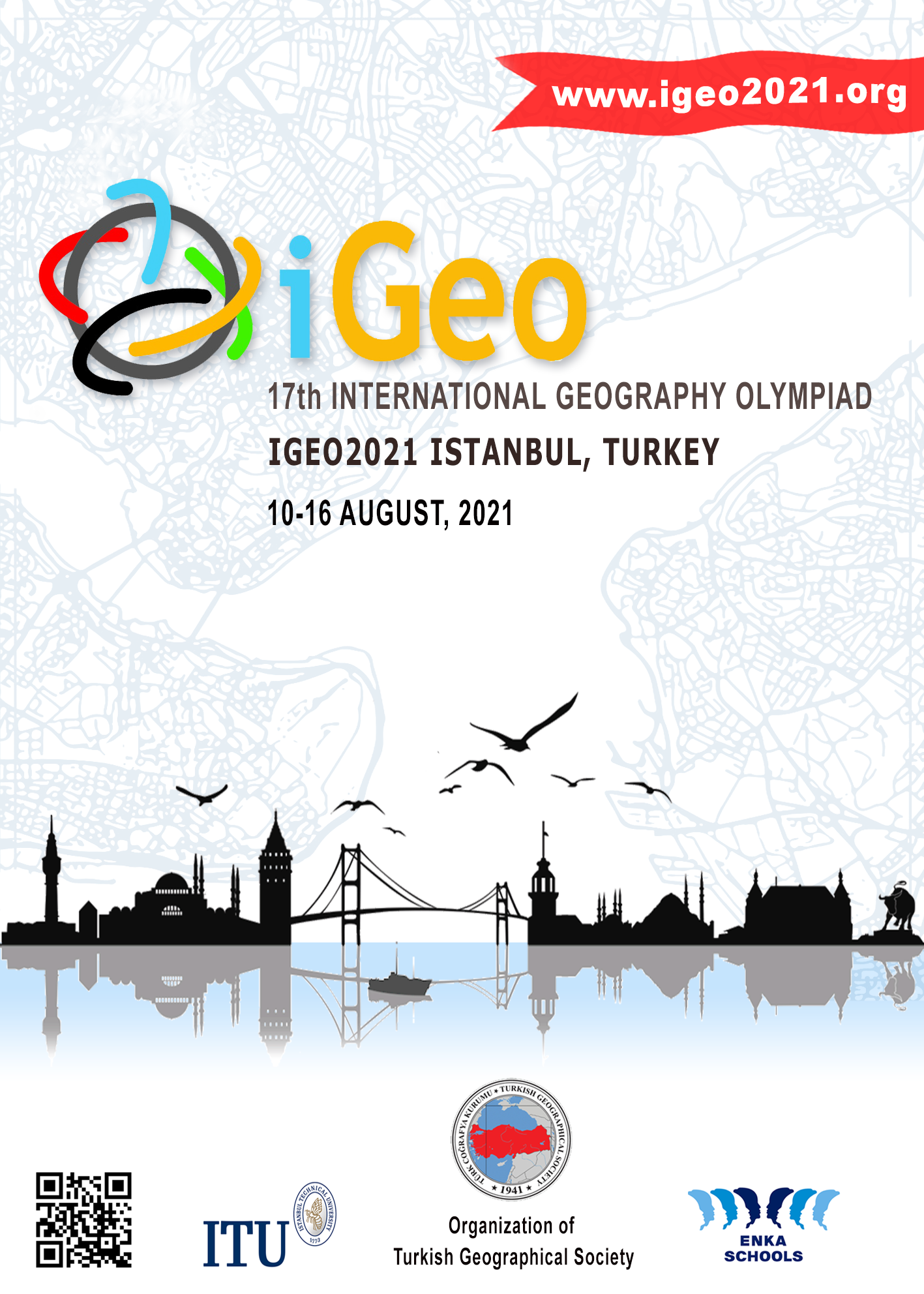 iGeo2021 OFFICIAL INVITATION LETTER