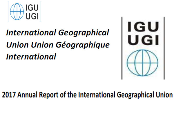 2017 Annual Report of the International Geographical Union