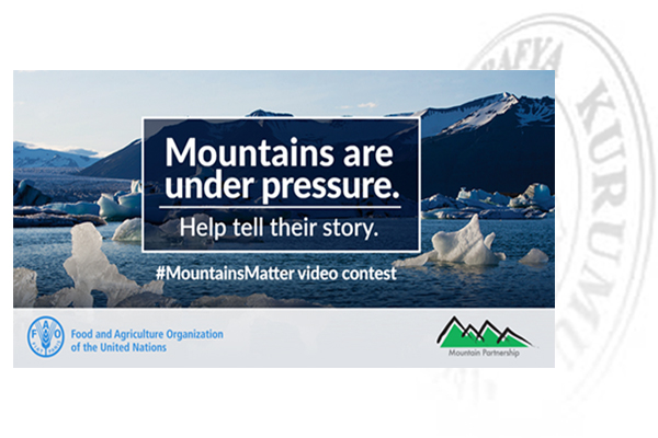 Mountains Matter Video Contest