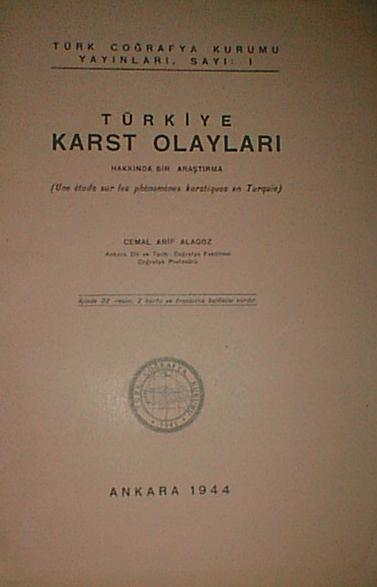 Turkey Karst Events